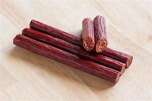 Hot Beef Sticks – Just Mikes Jerky