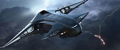Citizen Star Space Ship Spaceship Wallpapers Resolution