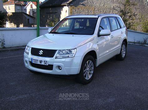 Suzuki Grand Vitara 1 9 Ddis 5 Porte Executive suzuki grand vitara 1 9 ddis 5 portes serie speciale blanc