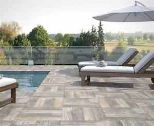 Carrelage Extérieur Terrasse : comment choisir un carrelage pour une terrasse de jardin ~ Voncanada.com Idées de Décoration
