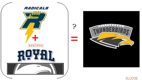 Pittsburgh Thunderbirds Logo
