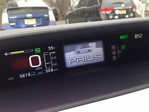 Tesla Model 3 dashboard on French Citroen C4 Cactus - Business Insider
