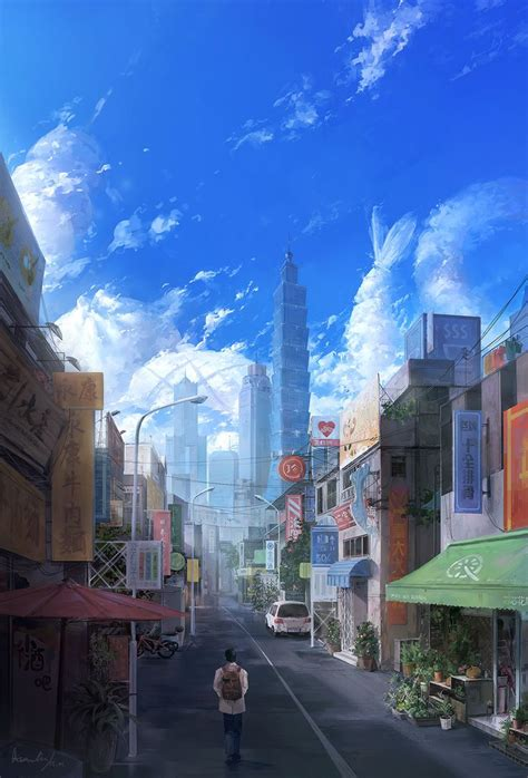 Anime Background Background Check All Anime Background City 8 187 Background Check All