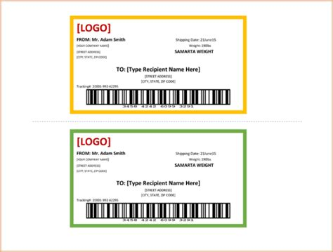 Return Address Templates Free by Return Address Label Templates Print Labels In