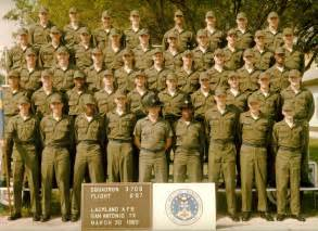 Air Force Basic Training Lackland AFB
