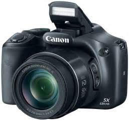 Canon SX530 HS Review: Preview