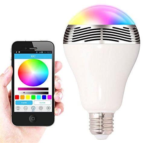 bluetooth led speaker bulb sababuy shopping