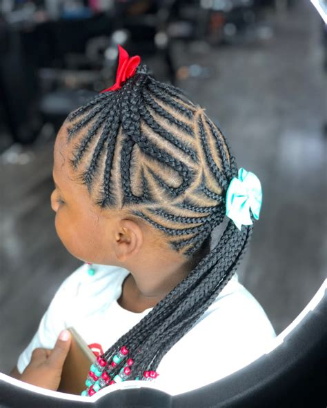 2019 Kids Braids Hairstyles : Cute Styles for Little Girls