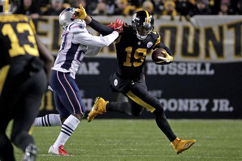 steelers juju smith schuster shares praise bill belichick