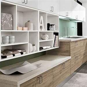 cucina moderna con penisola snack e pranzo e zona living in offerta Cucine a prezzi scontati