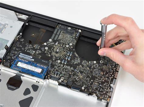 macbook pro fan not working macbook pro 15 quot unibody early 2011 teardown ifixit