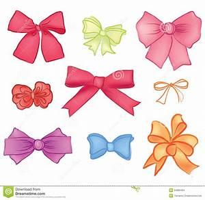 19 Ribbon Bow Vector Images - Christmas Bows Ribbons ...