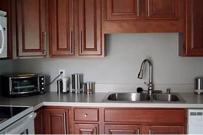 Paint Gray Kitchen Colors Stonington Cabinets Cherry