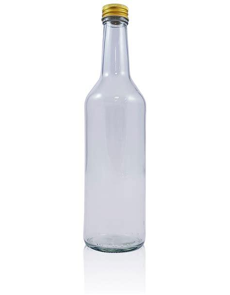 botella transparente munich 500 ml