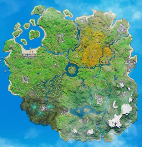 battle royale map fortnite wiki