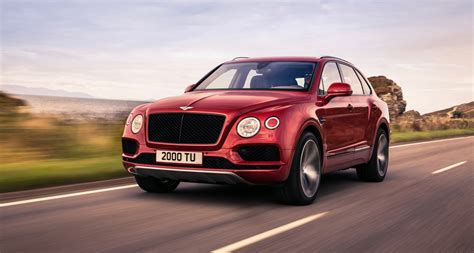 Bentley Bentayga V8 Arrives With 542 Horsepower The