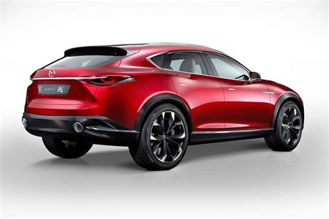 mazda vehicles for mazda koeru crossover at frankfurt 2015 just a concept