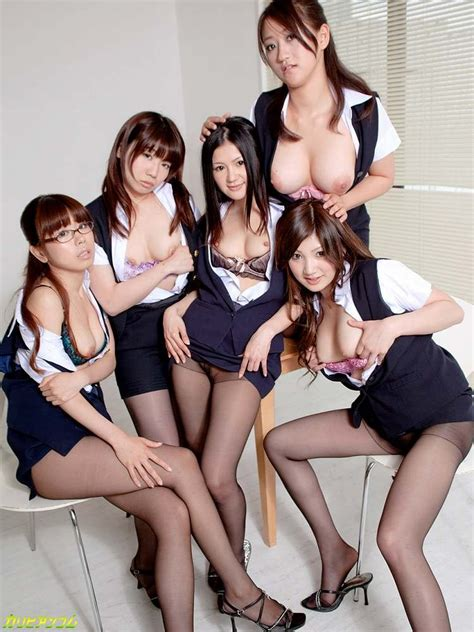 japanese officelady in pantyhose - Asia Porn Photo