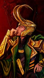 Loki Marvel Fan Art Comic