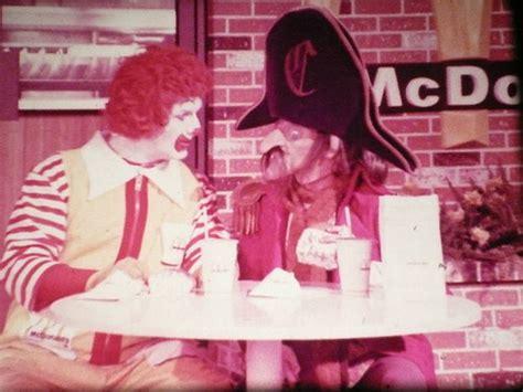 frights   disturbing fast food mascots  good blog