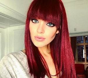 Mahagoni Rot Haarfarbe : frisuren farbe lange haare ~ Frokenaadalensverden.com Haus und Dekorationen