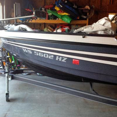 Boat Registration Numbers Wi by Mx1825 Owners Where R U Putting Your Reg S Skeeter