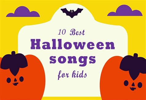 Best Halloween Songs for Kids Recommended in 2020