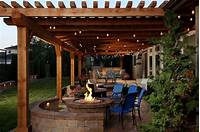 patio design ideas 25+ Fabulous outdoor patio ideas to get ready for spring ...