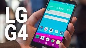 Lg G4 Hands-on Video