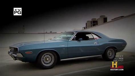Top Gear Challenger imcdb org 1970 dodge challenger in quot top gear usa 2010 2016 quot