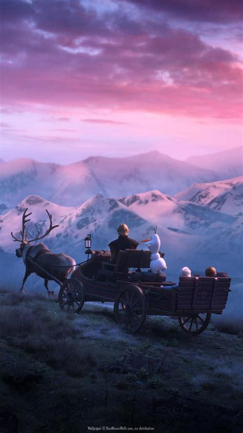 Elsa Frozen 2 Wallpapers - Wallpaper Cave