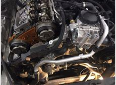 GermanBoost The BMW F80 M3 & F82 M4 S55 engine crank hub