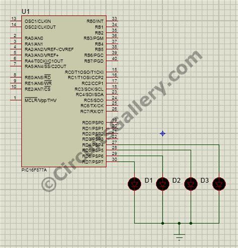 How Simulate Pic Microcontroller Proteus Design