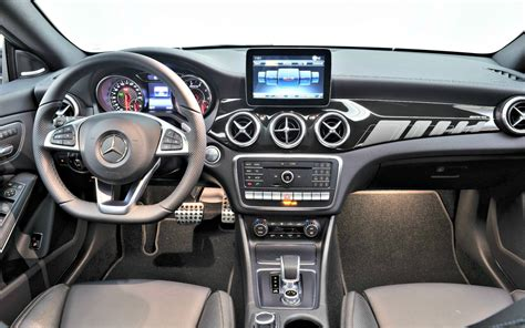 There are differences, but they're pretty subtle. Picture 25 of Cla 45 Amg 2018 Interior | double-ly-extincition