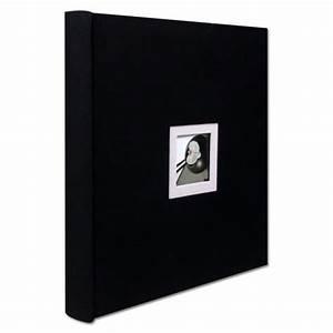 Album Photo Traditionnel à Coller : album photo traditionnel walther black white noi achat ~ Melissatoandfro.com Idées de Décoration