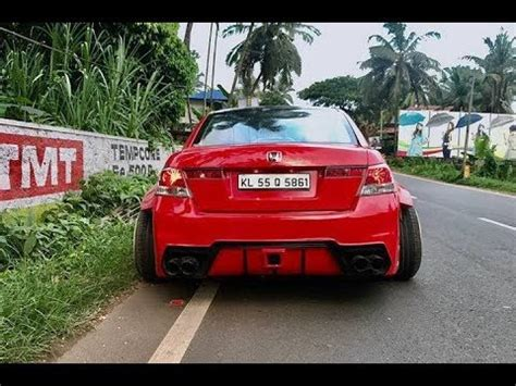 Civic Modifications India by India S Best Modified Honda Accords