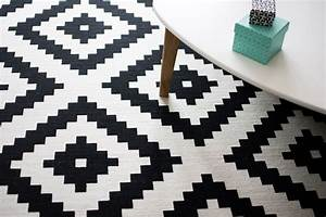 Tapis Ikea Noir Et Blanc : tapis inspirations pinterest et ailleurs anything is possible ~ Teatrodelosmanantiales.com Idées de Décoration