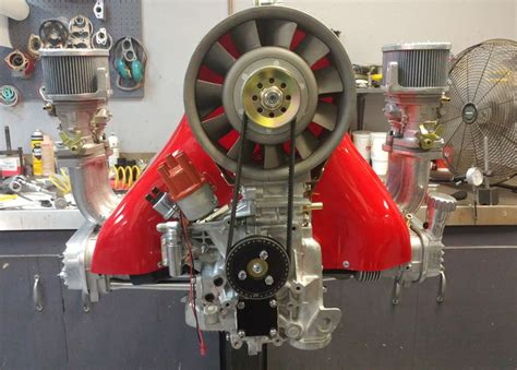 Fat Performance 2,840cc Type 4 Engine For Sale