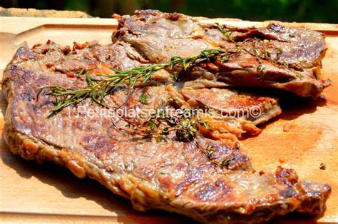 comment cuisiner plancha recettes viande plancha
