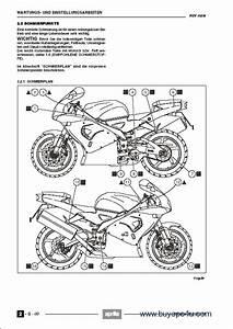 Aprilia Rsv Mille Service Repair Manual Pdf