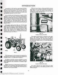 International Harvester Farmall 140 Operators Manual