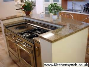 range in kitchen island traditional kitchen with island and large range cooker flickr photo