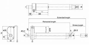 J Lem 12 Lead Motor Wiring Diagram : pololu generic linear actuator 4 stroke 12v 0 6 s ~ A.2002-acura-tl-radio.info Haus und Dekorationen
