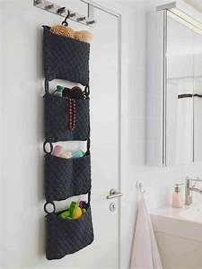 Panier Rangement Salle De Bain : rangement pour salle de bains c t maison ~ Teatrodelosmanantiales.com Idées de Décoration