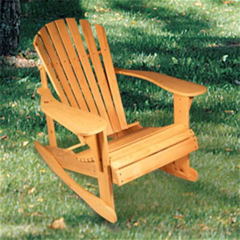 Adirondack Rocking Chair Woodworking Plans by Rocking Adirondack Chair Plans Plans Diy Free
