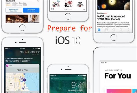 prepare iphone for 7 steps to prepare for ios 10 update on iphone or