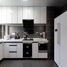 White Contact Paper Kitchen Cupboard Door Cover Self