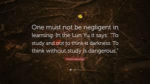 Takeda Nobushig... Lun Yu Quotes