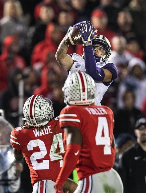 rose bowl gamecenter  updates highlights  uw