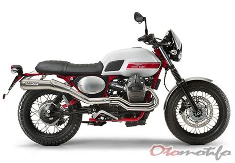 Gambar Motor Moto Guzzi V7 Ii by 10 Motor Retro Modern Terbaru 2019 Otomotifo